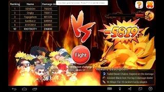 Ninja Heroes S8 - Nine Tailed Beast!