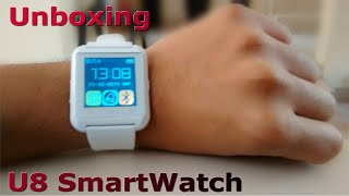getlinkyoutube.com-Unboxing y primeras impresiones U8 Smartwatch | Tmart.es | Android Evolution