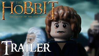 getlinkyoutube.com-LEGO The Hobbit: The Battle of the Five Armies - Teaser Trailer [HD]