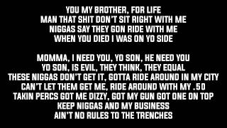 Lil Durk   Nobody Know (Lyrics)