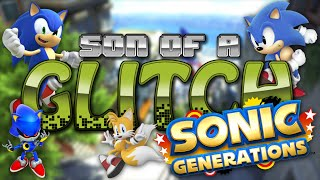 getlinkyoutube.com-Sonic Generations Glitches - Son Of A Glitch - Episode 49