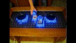 getlinkyoutube.com-Reactive LED Coffee Table - Arduino