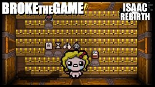 getlinkyoutube.com-I BROKE THE GAME - Isaac Rebirth [54]