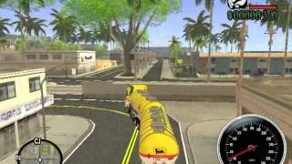 """getlinkyoutube.com-Gameplay: """"Carretas"""" Gta Rio De Janeiro V4.0"""