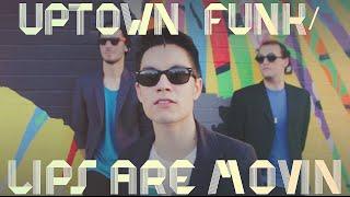 getlinkyoutube.com-Uptown Funk/Lips Are Movin MASHUP!! (Sam Tsui Cover)