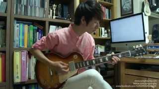 getlinkyoutube.com-(Deep Purple) Highway Star - Sungha Jung