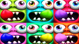 getlinkyoutube.com-Zombie Tsunami - All Zombie MEGA Powers + Zombie Legendary Zombird