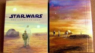 getlinkyoutube.com-Star Wars blu ray Complete Saga unboxing review Region FREE 9-disc blu-ray