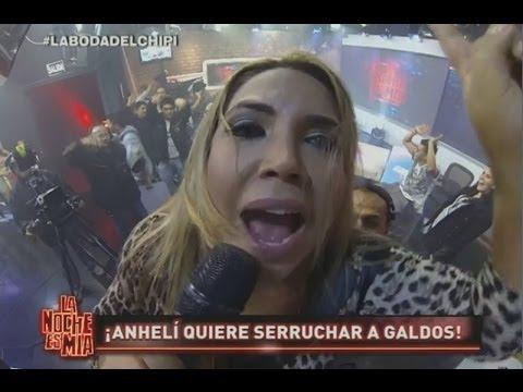 ¡Anhelí Arias se perfila como la nueva conductora de La Noche Es Mía!