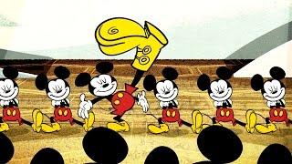 getlinkyoutube.com-Dancevidaniya | A Mickey Mouse Cartoon | Disney Shorts