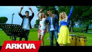 getlinkyoutube.com-Anxhela, Aurel, Blerina & Erik - Ska si ne (Official Video HD)