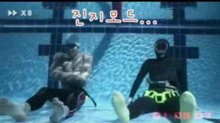 getlinkyoutube.com-박태환 vs 제주해녀
