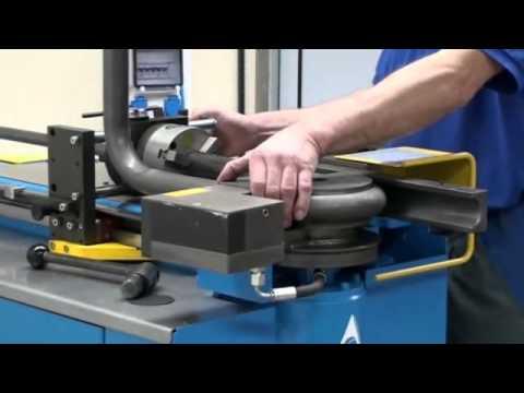 Jotaflex - Tracto-Technik - máquina para dobrar tubos - máquina Tubomat 642