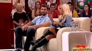 getlinkyoutube.com-Ana Kokic Radjen & Nikola Radjen (Dobro vece Srbijo, 30.09.2012.)