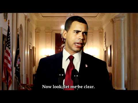 President Obama on the Death of Osama bin Laden (SPOOF)