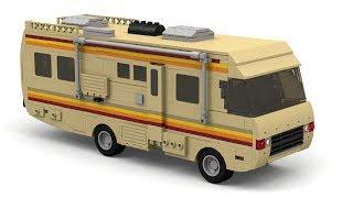 getlinkyoutube.com-Lego Breaking Bad RV Instructions