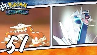 getlinkyoutube.com-神奇寶貝 終極紅寶石 與 始源藍寶石 Nuzlocke Gameplay - Epidsode 51 - 帝牙盧卡與席多藍恩!