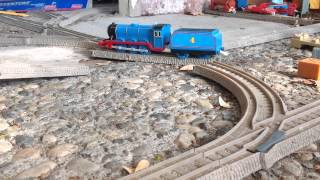 getlinkyoutube.com-Trackmaster Off the Rails By DFletcher