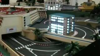 getlinkyoutube.com-Maqueta Monaco Circuito Slot - por Sebastian Aued