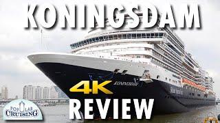 getlinkyoutube.com-Koningsdam Tour & Review ~ Holland America Line ~ Cruise Ship Tour & Review [4K Ultra HD]