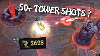 吸引50發以上的塔炮的極靈