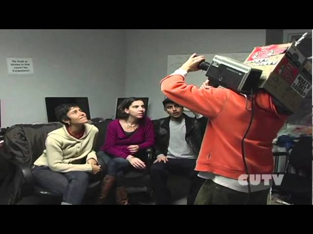 CUTV VS. BIASED MEDIA