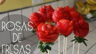 getlinkyoutube.com-ROSAS DE FRESAS! (San Valentin)
