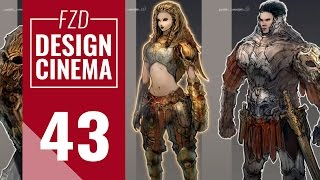 getlinkyoutube.com-Design Cinema – EP 43 - Video Game Characters