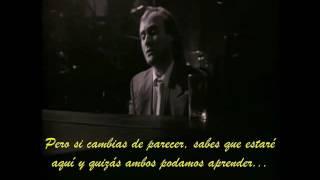 Phil Collins   One More Night subtitulado al español