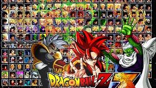 getlinkyoutube.com-Dragon Ball Z Battle of Z Mugen Edition by Ryuuji Hagane (With Download)