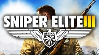 getlinkyoutube.com-Sniper Elite 3 Funny Moments Gameplay (Gaberoun Mission) [PS4 Gameplay]