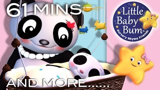 getlinkyoutube.com-Rock A Bye Baby | Plus Lots More Nursery Rhymes | From LittleBabyBum!