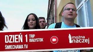 """getlinkyoutube.com-Dzień 1 w Białymstoku. Co to ten """"performance""""? Szwagry wiedzą co jest śmiechu warte."""