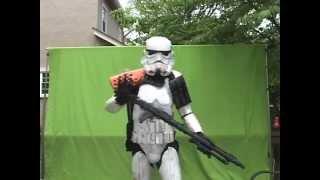getlinkyoutube.com-How to put on SandTrooper (Stormtrooper) Armor  Johnny Rox (TD-2298 501st Legion)