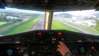 getlinkyoutube.com-Landing RWY 02 SKMD - ATR 42-500 EASYFLY
