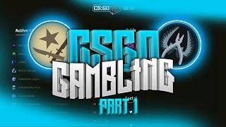 getlinkyoutube.com-CS:GO Betting - Part 1 - THE LUCK! (CS:GO Wild Coin Flip Gambling!)