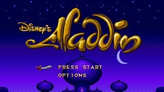 getlinkyoutube.com-[Full GamePlay] Aladdin (Difficult Mode) [Sega Megadrive/Genesis]