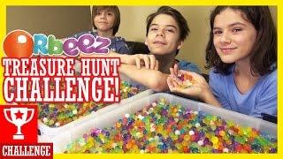 getlinkyoutube.com-ORBEEZ TREASURE HUNT CHALLENGE!  |  KITTIESMAMA
