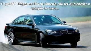 getlinkyoutube.com-BMW M5 V10 - THE KING OF ROAD IN BRAZIL