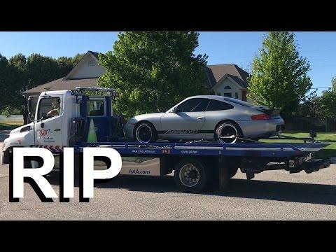 240,000+ Mile Porsche 996