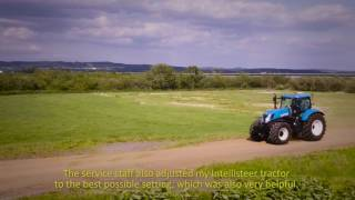New Holland Precision Land Management: The future of farming
