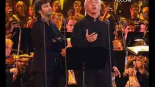 getlinkyoutube.com-Hvorostovsky & Kaufmann - O Sole Mio