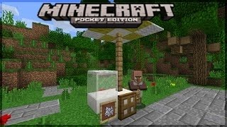 getlinkyoutube.com-MinecraftPE 0.12.1 - Carrinho de Pipoca!!! + Tutorial