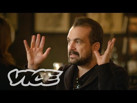 Exploring NYC's Comic Book Dungeons with 'Colossal' Director Nacho Vigalondo