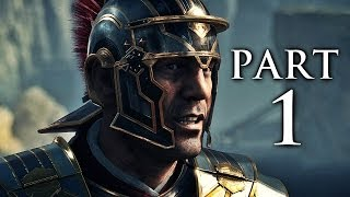getlinkyoutube.com-Ryse Son of Rome Gameplay Walkthrough Part 1 - The Beginning (XBOX ONE)