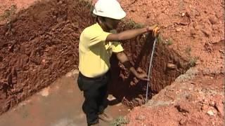 getlinkyoutube.com-Excavation in Gravely Soils