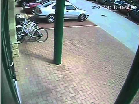 Warrington Bike Thieves - SCUMBAGS