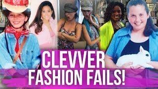 Clevver Hosts' BIGGEST Fashion Fails! (Dirty Laundry)