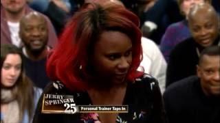 getlinkyoutube.com-Step Aside Side Chick Part 2  (The Jerry Springer Show)