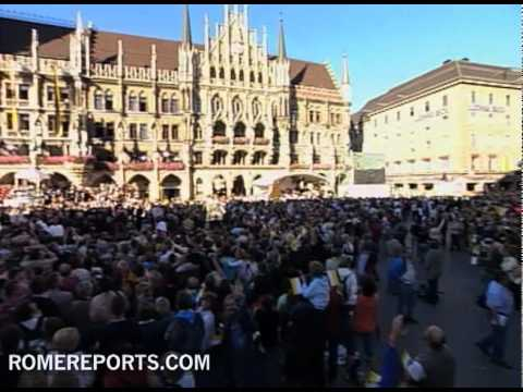 Benedict XVI will travel to Germany in September 2011